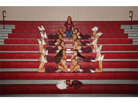 Marengo Community High School Girls Cheerleading