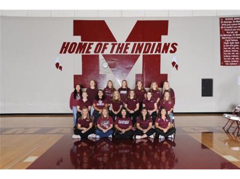 2018-19 Varsity and JV Girls Bowl