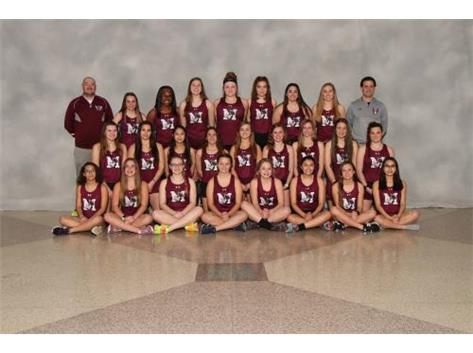 2019 Indians Girls Track and Field