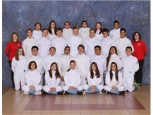 2017-2018 Fencing Team