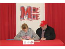 Congratulations to Matt Darbro who has committed to attend Carthage College- Soccer.