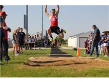 Congratulations to Zach Taylor for qualifying for State in Long Jump.