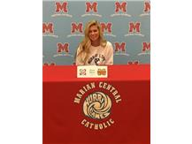 Congratulations to Regan Dineen who signed her letter of intent for track and field at Murray State University