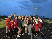 IHSA CLASS 2A  Girls Track and Field Sectional Champs!