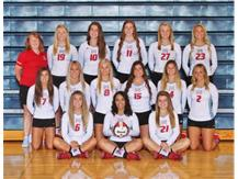 Girls Varsity Volleyball 2019-2020