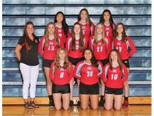 Girls Freshmen Volleyball 2019-2020