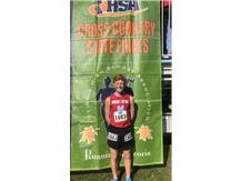 Congratulations to Peter Walsdorf who finished in 11th place at the IHSA Class 2A Boys Cross Country State Final. Walsdorf also received All-State Honors.