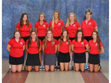 2017-18 Varsity Girls' Golf