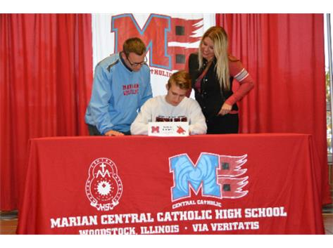 Congratulations to Anthony Randazzo who has committed to attend Central Missouri - Wrestling