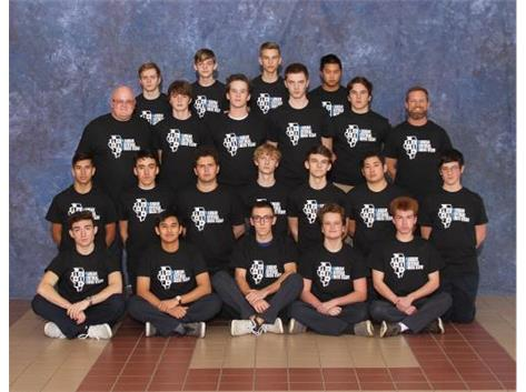 2017-2018 Chess Team