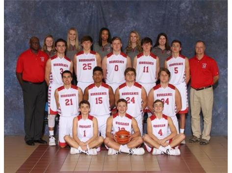 2017-2018 Varsity Boys' Basketball