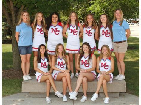 2018-2019 Cheer Team