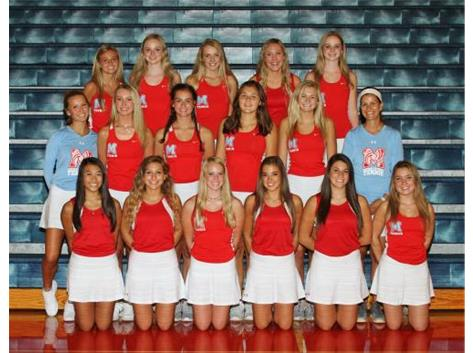 2018-2019 Girls Varsity Tennis