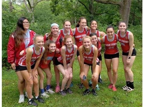 2018-2019 Girls Cross Country