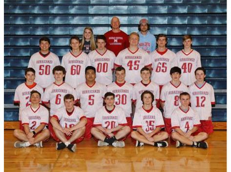 2018-2019 Varsity Boys Lacrosse