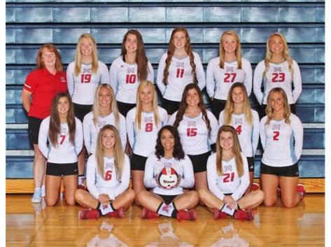 Girls Varsity Volleyball 2019-2020