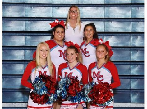 Cheer Team 2019-2020