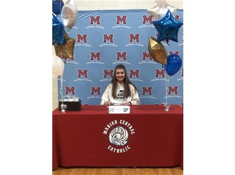 Congratulations to Morgan Laudick who will continue her academic and basketball career at Emory University.