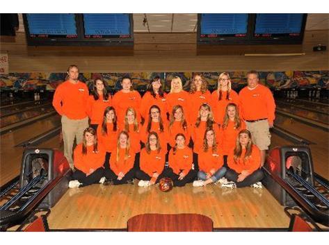 2013-14 Girls Bowling