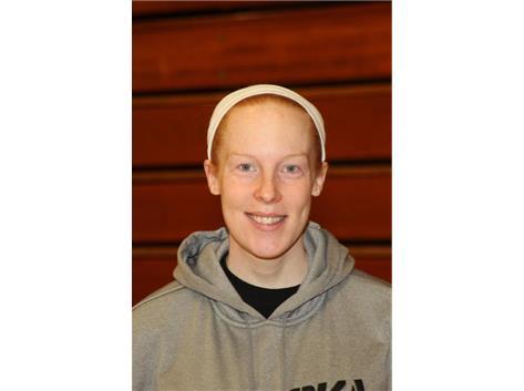 Coach Jessica Hopkins