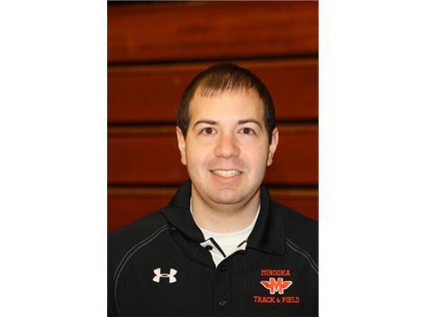 Coach Chris Pendergast