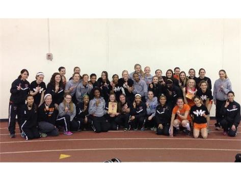 Minooka 148 pts. at the 2014 Indoor Championships at PNHS