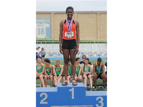 Janile Rogers - LJ State Champ