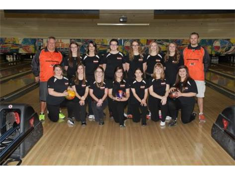 2014-15 V&JV Girls Bowling
