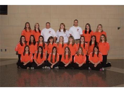 2012-13 Girls Bowling