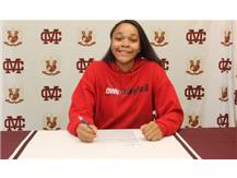 Class of 2021 - Kennedi Bell  Commits to Lewis University for Volleyball