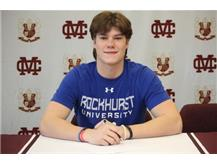 Class of 2021 - Patrick Wind commits to Rockhurst University for Baseball