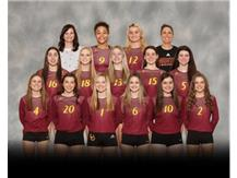 2020-21 Varsity Girls Volleyball