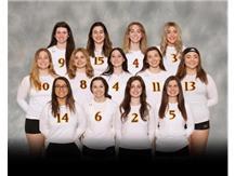 2020-21 JV Girls Volleyball