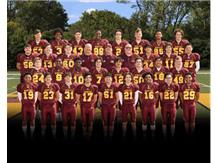 Freshman Football 2020-21 Undefeated Catholic League Champions!