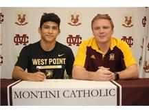 Class of 2021 - Wrestler Nain Vazquez commits to Army West Point