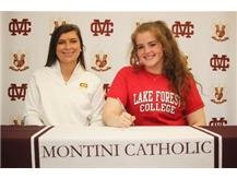 Class of 2021 - Franca Finch commits to Lake Forest College