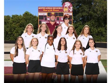 Varsity Girls Golf 2020-21