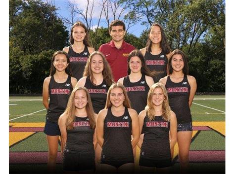 Girls Varsity Cross Country 2020-21