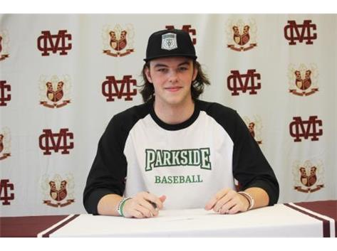 Class of 2021 - Max Kasallis commits to University of Wisconsin-Parkside for Baseball