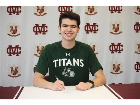 Class of 2021 - Nicolas Fisch commits to Illinois Wesleyan for Cross Country/Track