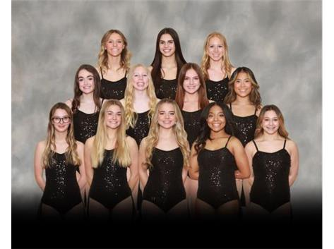 State 2nd Place - 2A Competitive Dance