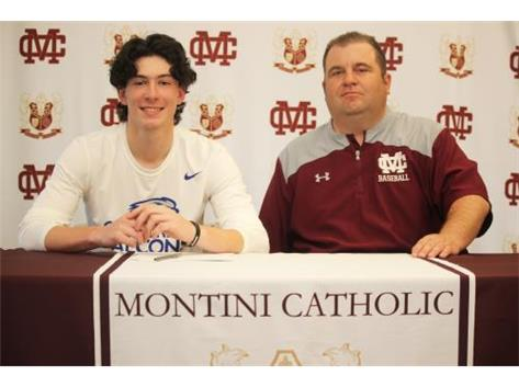 Class of 2021 - Kyle Flynn commits to Concordia University Wisconsin