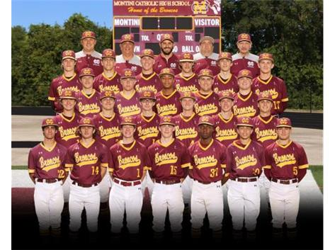 2020-21 Varsity Baseball