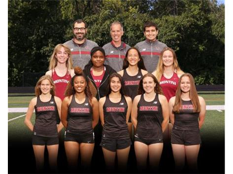 2020-21 Girls Track and Field
