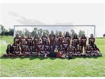 Girls 7/8 Soccer team  2017-2018