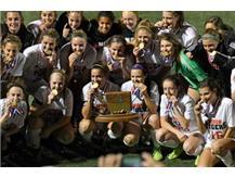 Girls Soccer wins WPIAL Championship