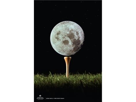 Moon Golf Rules