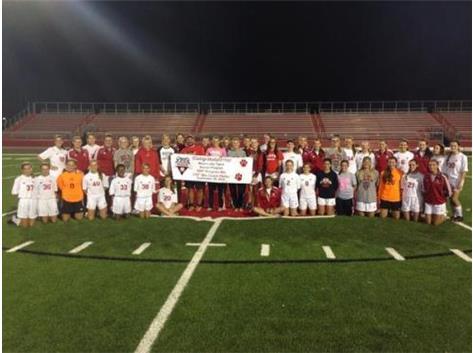 Congrats Girls Soccer! 500th Program Win, 250th win for Coach Pfiefer