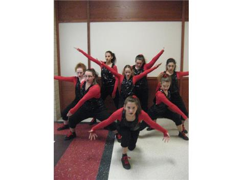 Hip Hop is such a fun dance style!