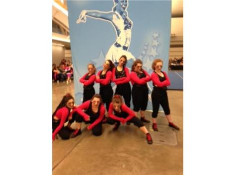 These tough girls are ready for competition season to begin!